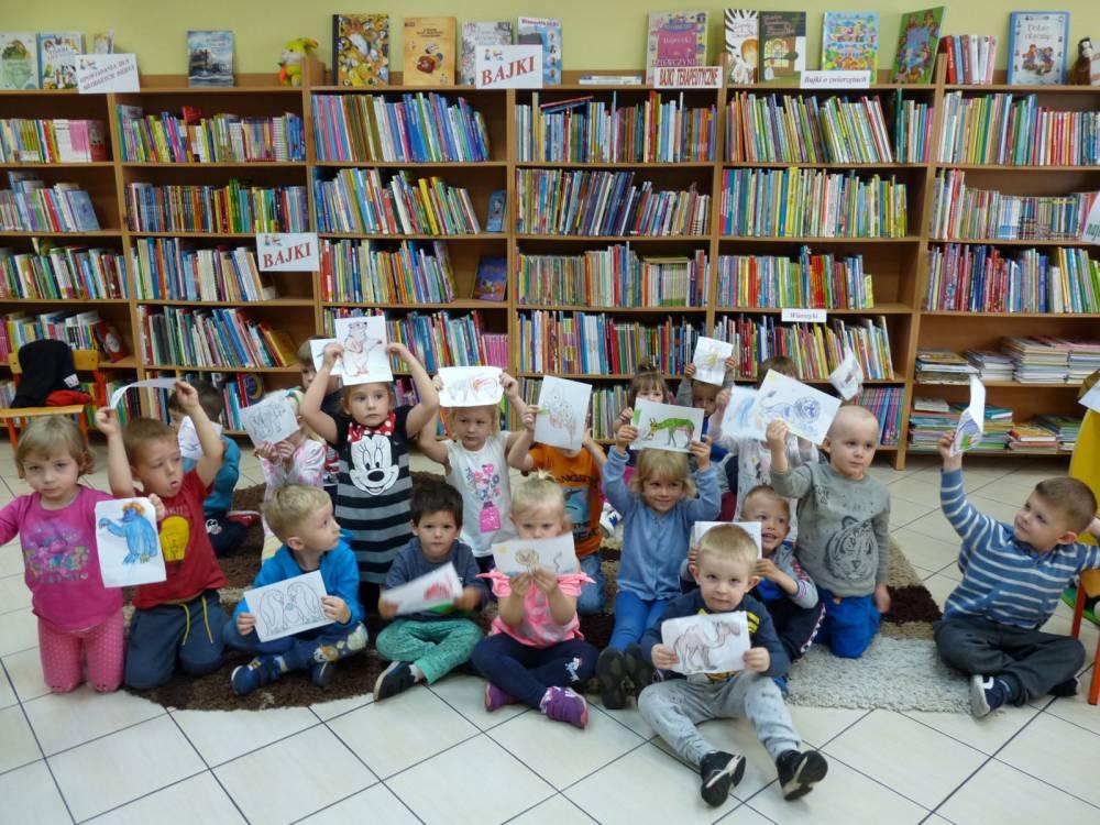 Zoo Pana Brzechwy Miejska I Gminna Biblioteka Publiczna W